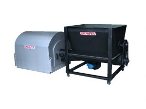 Queimador de Biomassa | Equipamento