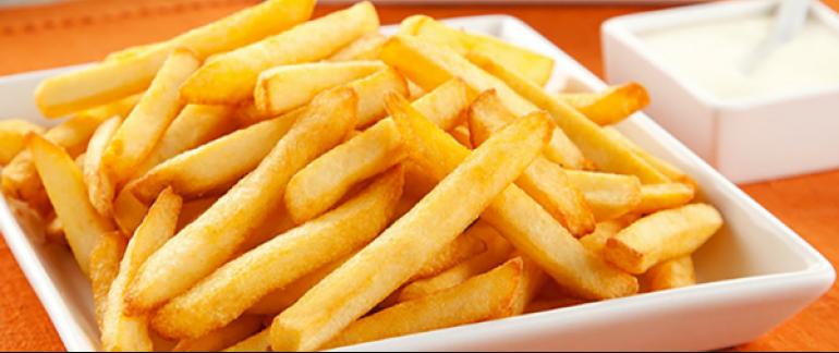 batata pre frita palito